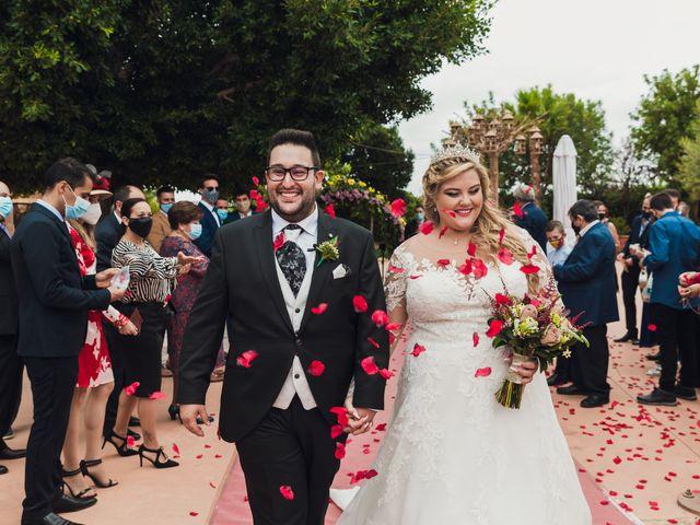 La boda de Juan José y Chloe en Alacant/alicante, Alicante 48
