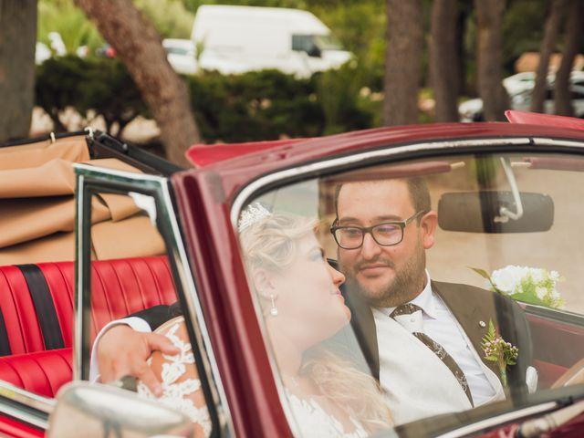 La boda de Chloe y Juan José