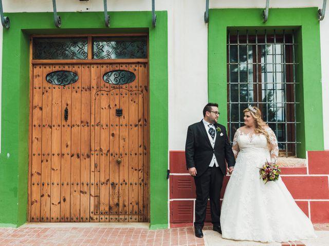 La boda de Juan José y Chloe en Alacant/alicante, Alicante 50