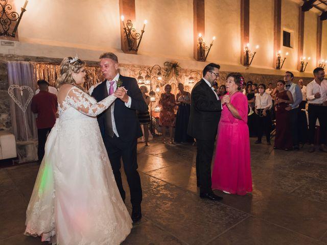 La boda de Juan José y Chloe en Alacant/alicante, Alicante 69