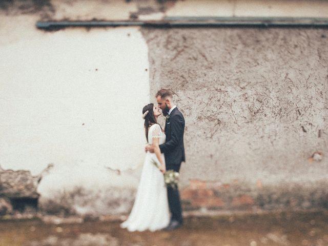 La boda de Bea y Charlie