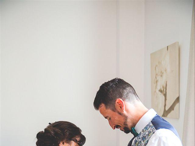 La boda de Christian y Verónica en San Agustin De Guadalix, Madrid 9