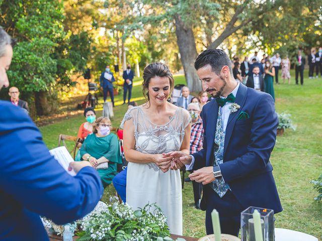 La boda de Christian y Verónica en San Agustin De Guadalix, Madrid 44