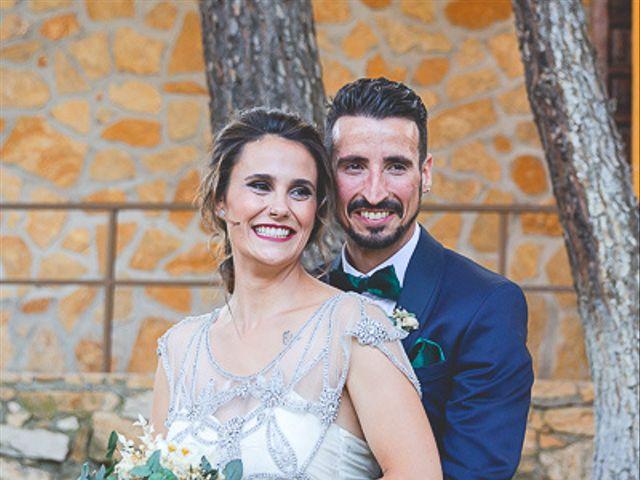 La boda de Christian y Verónica en San Agustin De Guadalix, Madrid 48