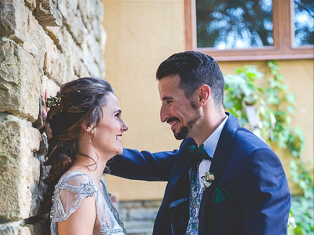 La boda de Christian y Verónica en San Agustin De Guadalix, Madrid 53