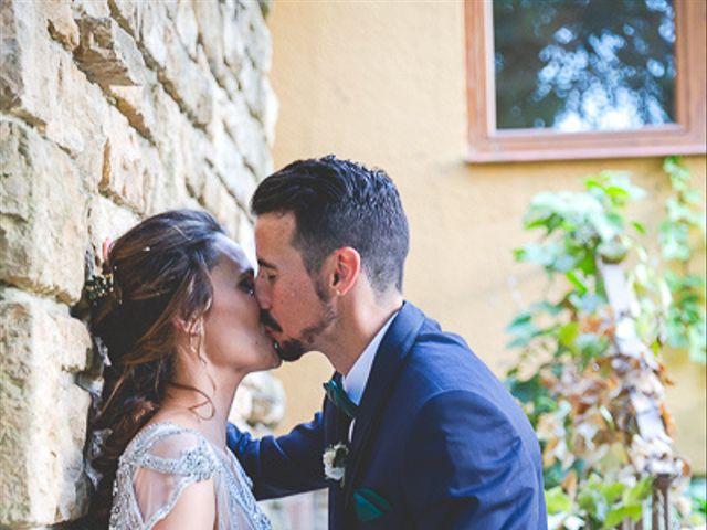 La boda de Christian y Verónica en San Agustin De Guadalix, Madrid 54