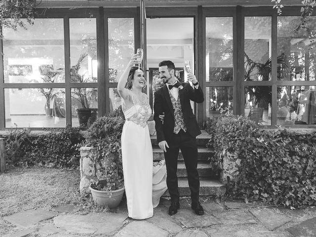 La boda de Christian y Verónica en San Agustin De Guadalix, Madrid 60