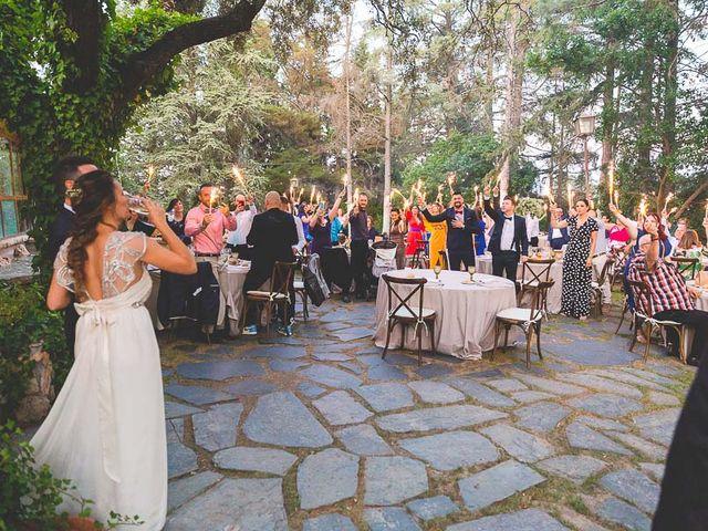 La boda de Christian y Verónica en San Agustin De Guadalix, Madrid 61