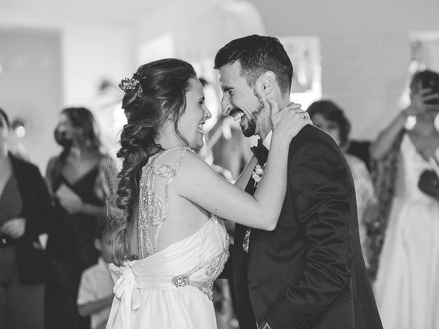 La boda de Christian y Verónica en San Agustin De Guadalix, Madrid 66