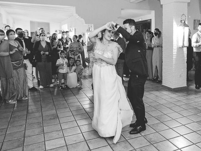 La boda de Christian y Verónica en San Agustin De Guadalix, Madrid 67