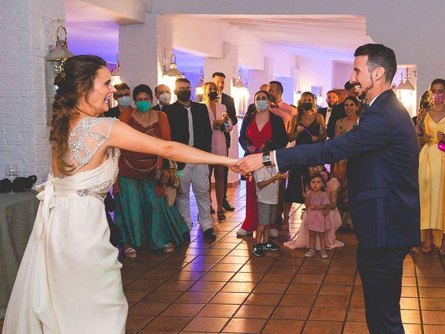 La boda de Christian y Verónica en San Agustin De Guadalix, Madrid 70