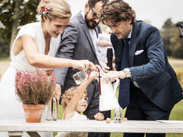 La boda de Cristian y Miriam en Sant Quirze Safaja, Barcelona 21
