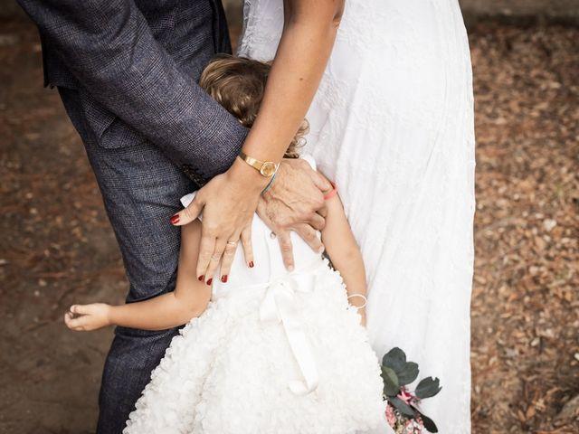 La boda de Cristian y Miriam en Sant Quirze Safaja, Barcelona 31