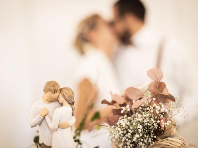 La boda de Cristian y Miriam en Sant Quirze Safaja, Barcelona 34