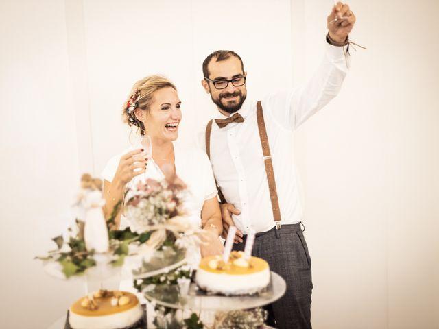 La boda de Cristian y Miriam en Sant Quirze Safaja, Barcelona 35