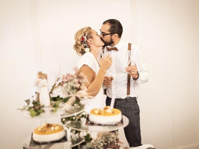 La boda de Cristian y Miriam en Sant Quirze Safaja, Barcelona 36
