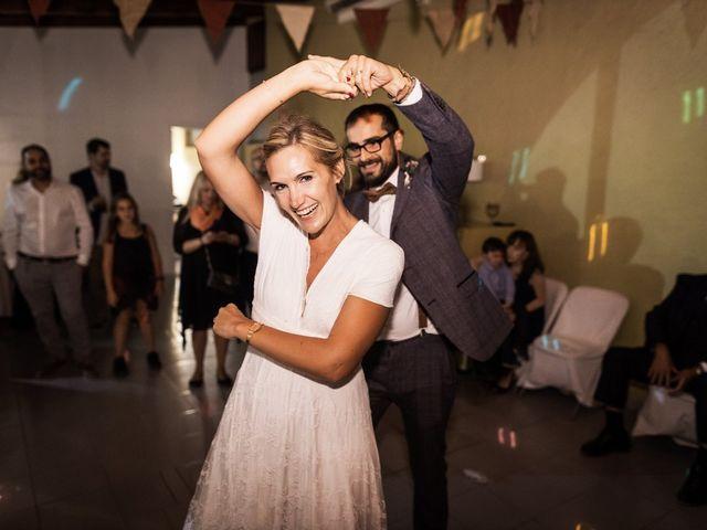 La boda de Cristian y Miriam en Sant Quirze Safaja, Barcelona 38