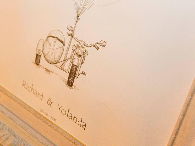 La boda de Richard  y Yolanda en Moya, Las Palmas 13