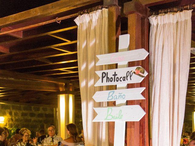La boda de Richard  y Yolanda en Moya, Las Palmas 14