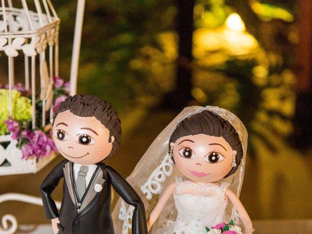 La boda de Richard  y Yolanda en Moya, Las Palmas 15