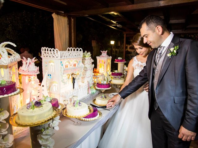 La boda de Richard  y Yolanda en Moya, Las Palmas 16