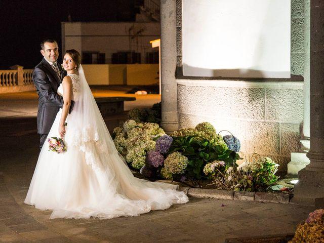 La boda de Richard  y Yolanda en Moya, Las Palmas 10