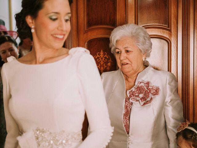 La boda de Ángel y Rosa María en Villanueva De Cordoba, Córdoba 9
