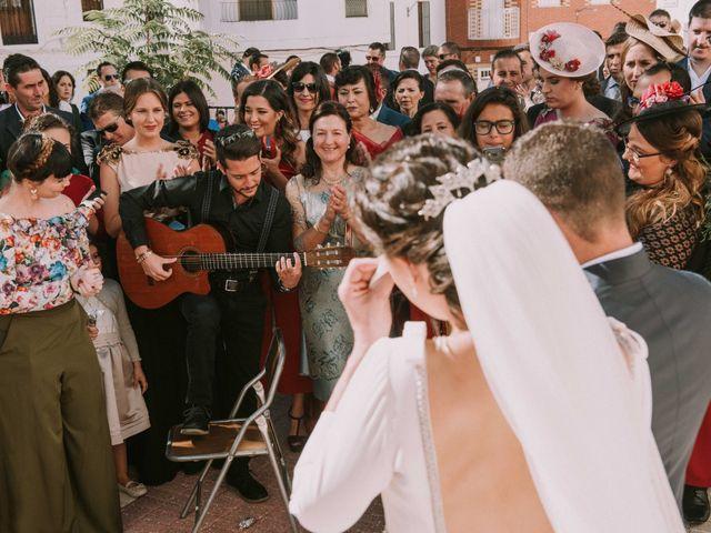 La boda de Ángel y Rosa María en Villanueva De Cordoba, Córdoba 19