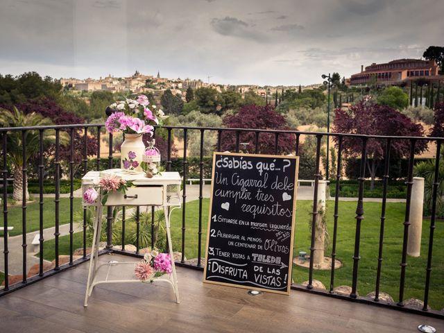 La boda de David y Caroliona en Toledo, Toledo 13