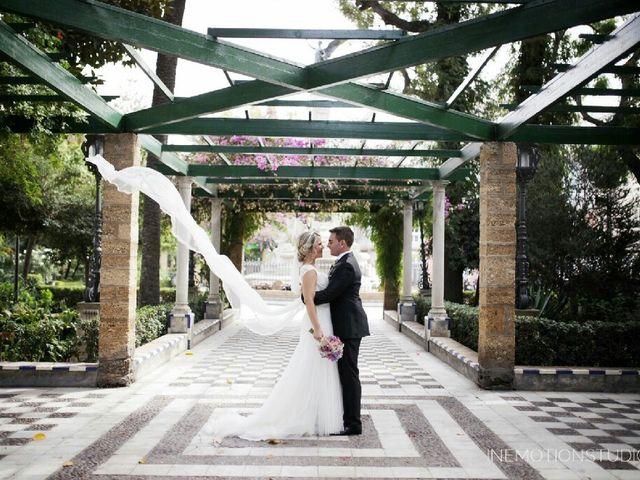 La boda de Fabián y Susana en Cádiz, Cádiz 1