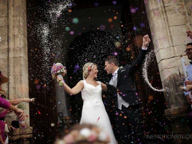 La boda de Susana y Fabián