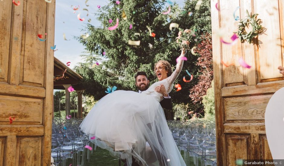 La boda de Lluc y Encarna en Boiro (Boiro), A Coruña