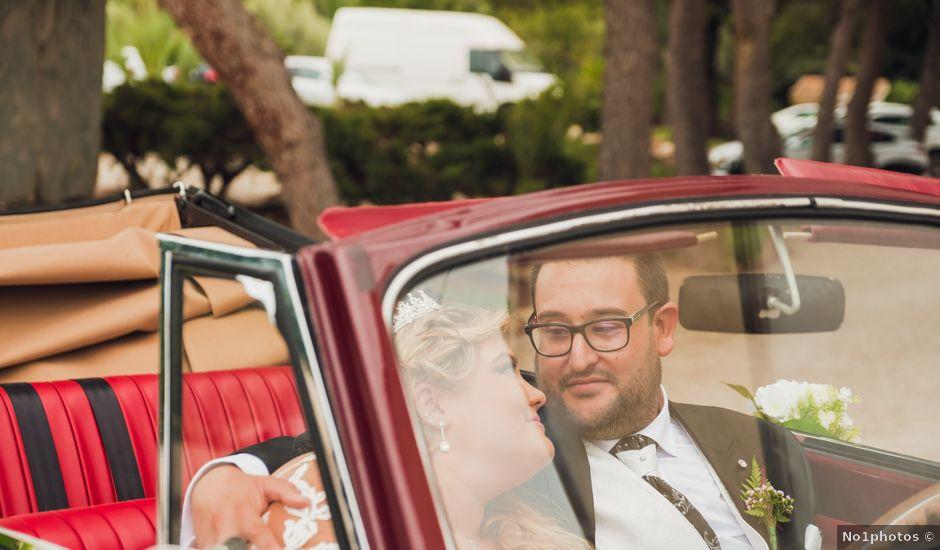 La boda de Juan José y Chloe en Alacant/alicante, Alicante