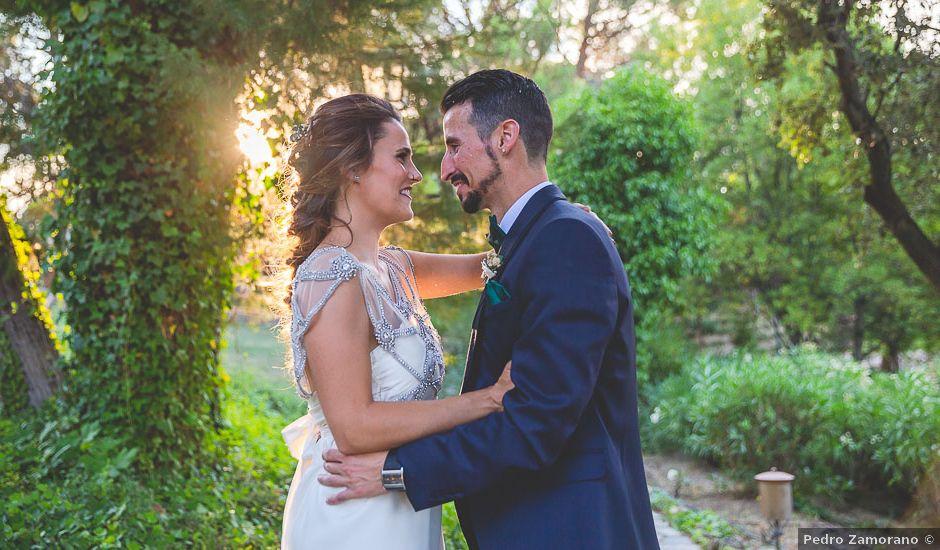 La boda de Christian y Verónica en San Agustin De Guadalix, Madrid