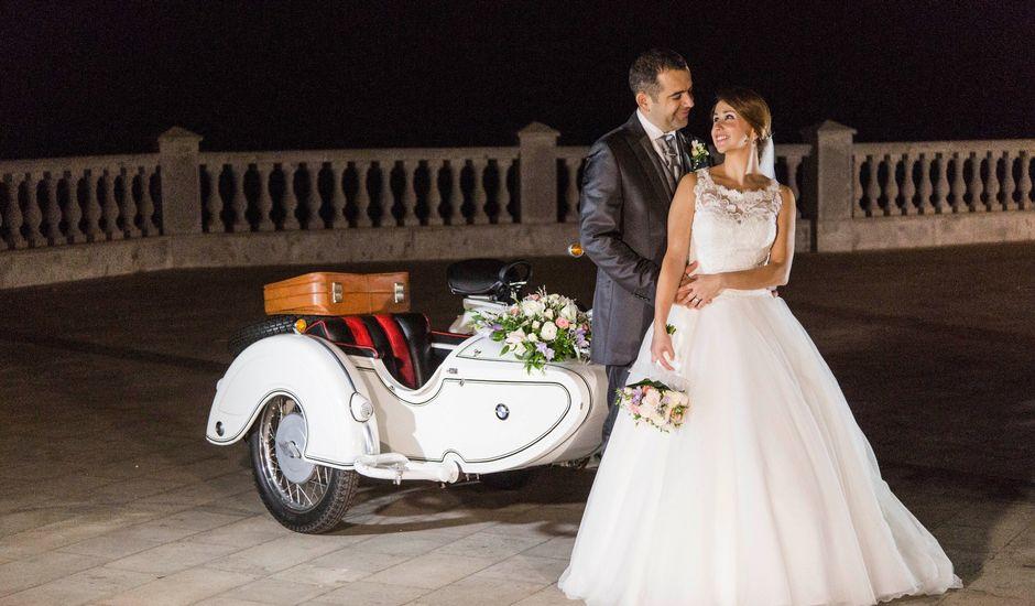 La boda de Richard  y Yolanda en Moya, Las Palmas
