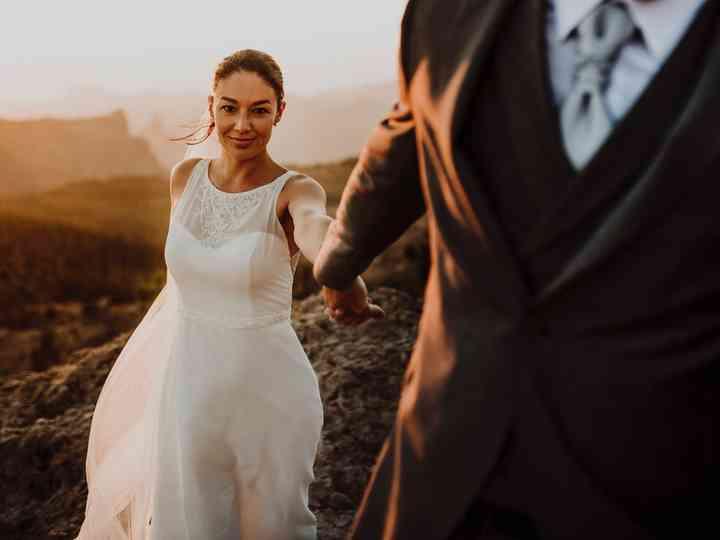 La boda de Helena y Jair