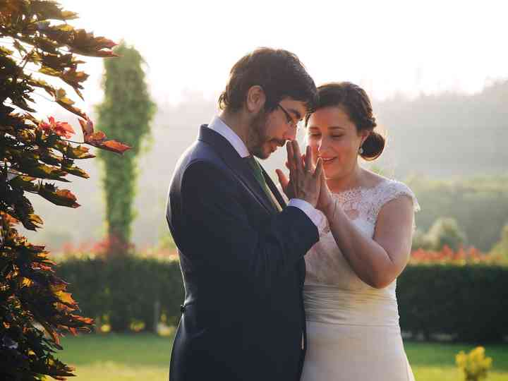 La boda de Vane y Pablo