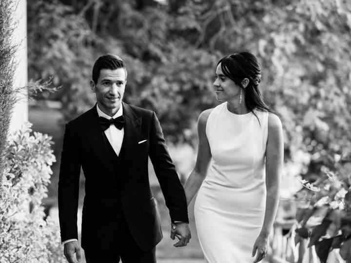 La boda de Monica y German