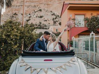 La boda de Tamara y José Antonio