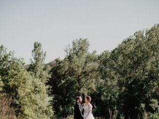La boda de Natàlia y Carles 1