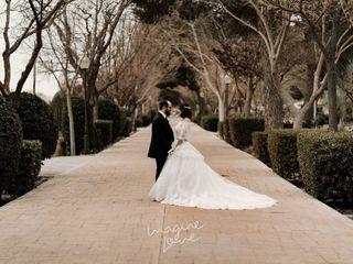 La boda de David y Violeta