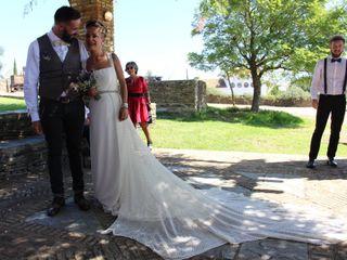 La boda de Gadea y David