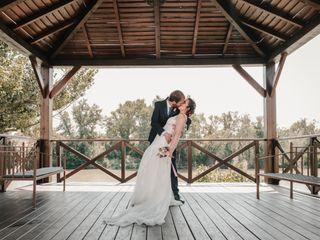 La boda de Almudena y Ángel