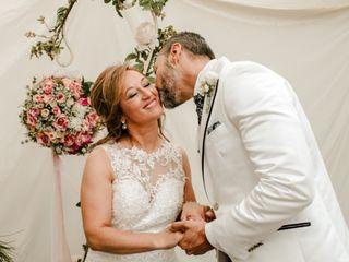 La boda de Mari Ángeles y Juanfra