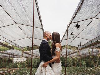 La boda de Thalia y Carlos