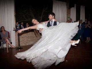 La boda de Ines y Javier 1