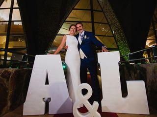 La boda de Antonio  y Loly