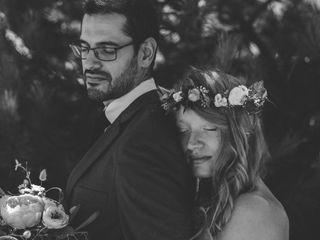La boda de Aureliè y Joaquín