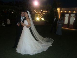 La boda de Cristina y Francisco