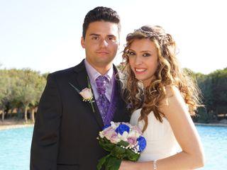 La boda de Sheila y Abraham